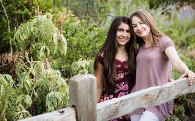 Alivia and Jennifer