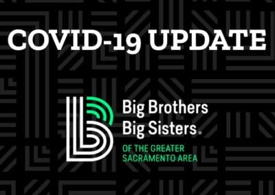 UPDATE ON BBBSGREATERSAC RESPONSE TO COVID-19